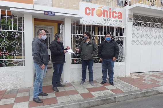 Municipalidad de Gonzanamá no paga sueldos a tres funcionarios