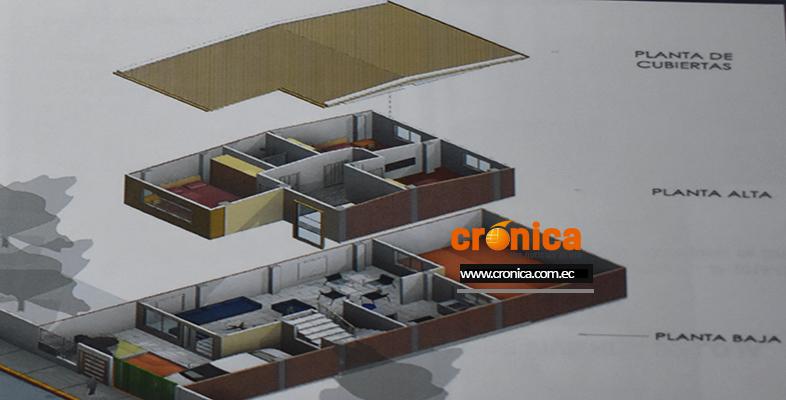 Proyecto de vivienda Jardines de Punzara
