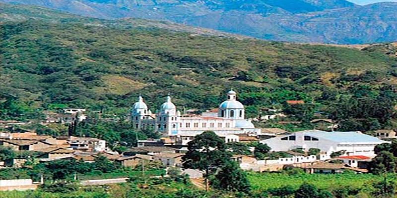 En la parroquia Malacatos se dio el presunto homicidio.