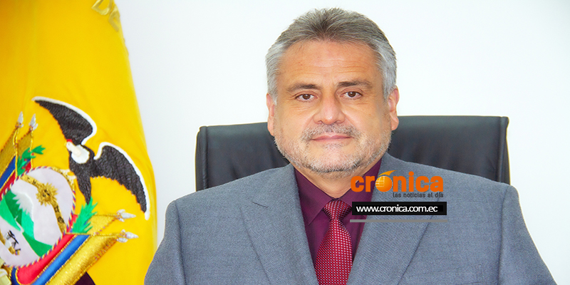 Julio Recalde, ministro de Vivienda, cumplirá agenda en Loja
