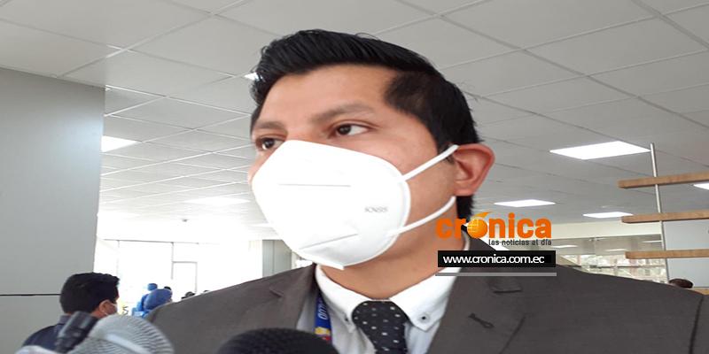 Alfredo Vera Barzola, coordinador Zonal 7 Salud.
