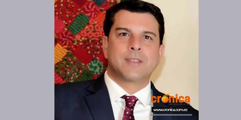 Guillermo Lasso anunció que Mario Mancino Valdivieso será el gobernador de Loja